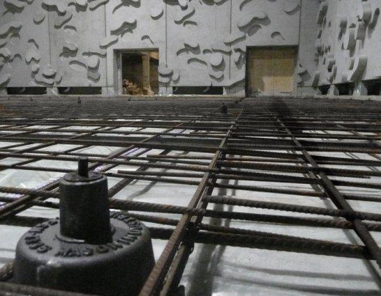 Acoustic Concrete Floating Floors